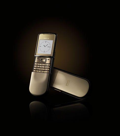 8800 gold 03 low celulares de luxo, E71 Diamond, N8800 Arte, N8800 Supreme, N95 Diamond, Nokia, pictures