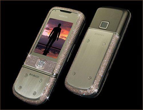 nokia 8800 supreme limited edition celulares de luxo, E71 Diamond, N8800 Arte, N8800 Supreme, N95 Diamond, Nokia, pictures