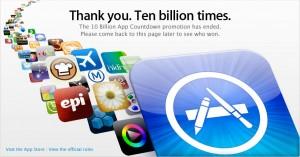 10 bilhões apps