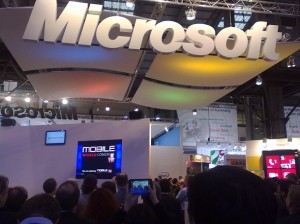 Ballmer microsoft Android, apple, barcelona, google, Mobile World Congress, Nokia, Steve Ballmer, Windows Phone 7
