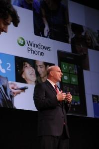Steve Ballmer barcelona1 Android, apple, barcelona, google, Mobile World Congress, Nokia, Steve Ballmer, Windows Phone 7