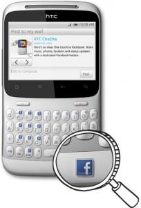 facebook phone barcelona, ChaCha, facebook phone, Flyer, HTC, Mobile World Congress, Peter Chou, Salsa, tablet