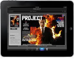 project para ipad iPad, Project, Richard Branson, Rupert Murdoch, The Daily