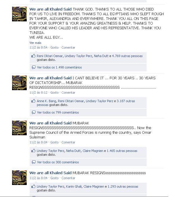 we are all khalled said bebé, egipto, facebook, homenagem, nome, pictures
