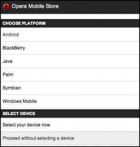 Opera Mobile App Store aplicativo, Opera, Opera Mobile Store, pictures