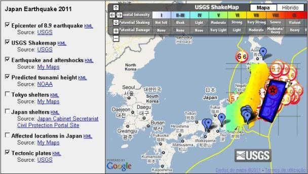 sismo japão google crisis response, google.org, localizador de pessoas, pictures, sismo japão, tsunami