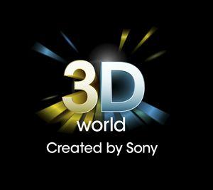3D WORLD Sony câmeras 3D, NXCam, pictures, sony
