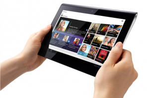 Sony S1 com tela/ecrã de 9,4 polegadas