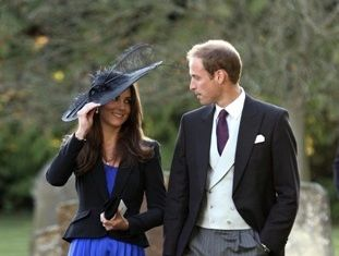 William e kate casam dia 29 de Abril