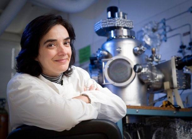 investigadora Elvira Fortunato