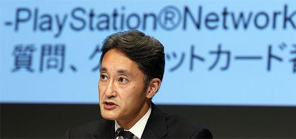 vice-presidente da Sony