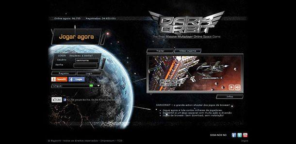 dark orbit Battlestar Galactica, BigPoint, browser game, Dark Orbit, Deepolis, games, pictures, Sea Fight, XBlaster