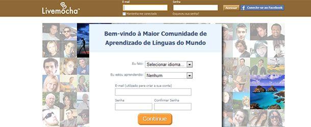 Livemocha - curso de línguas online e gratuito