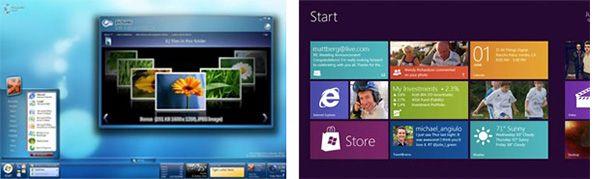 windows 7 e windows 8