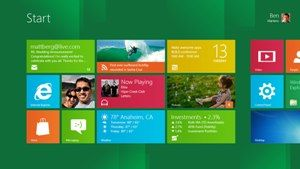 windows 8 apresentado