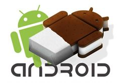 Android ICS andoid 4.0, Android, Galaxy, Samsung, tablet