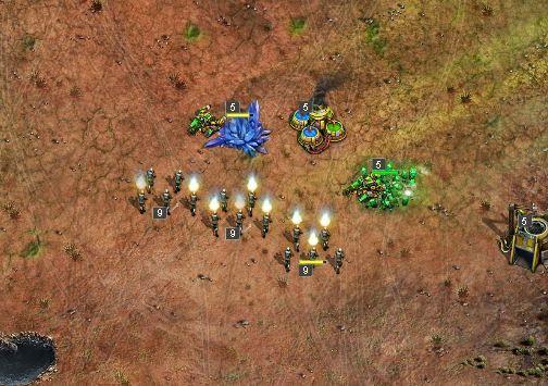 Ataque-comand&conquer