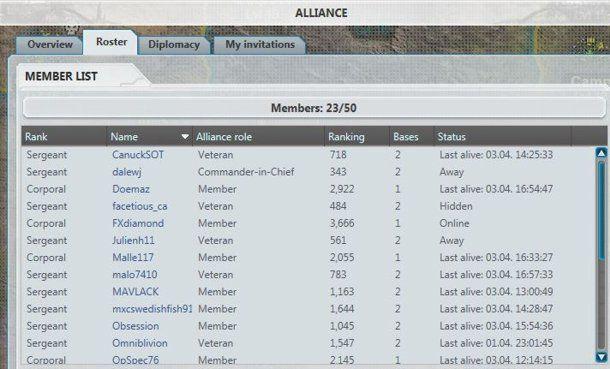 Aliança Comand & Conquer