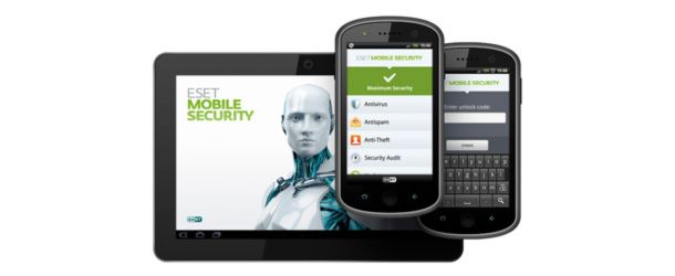 ESET Mobile Security para Smartphones e Tablets chega ao Google Play