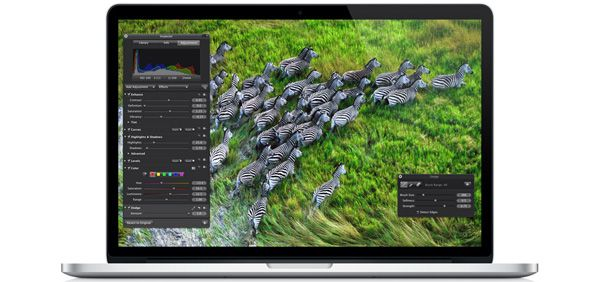 MacBook Pro-com processador quad core Intel Core i7