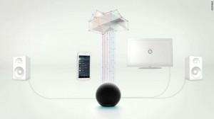 Nexus Q Globe Android, google I/O, Google Play, Ice Cream Sandwish, Media Player Nexus Q, NFC