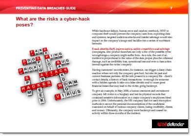 Guia de Prevenção de Violação de Dados