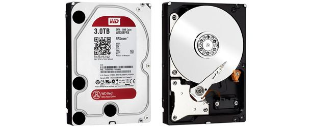 Western Digital lança WD Red