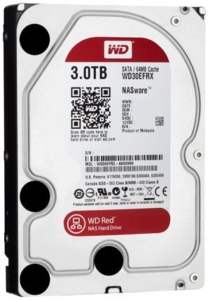 WD Red-3TB