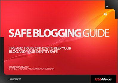 Guia para Blogar com Segurança