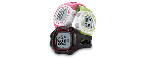 Relógio Garmin Forerunner10 - 3 cores disponíveis