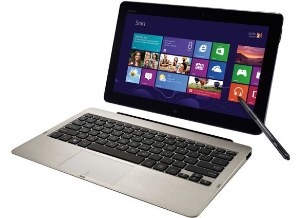 Asus Vivo Tab com Windows 8