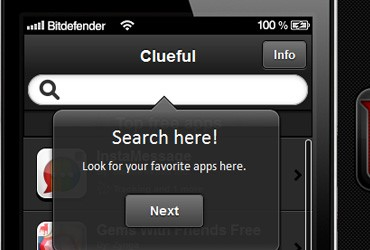 App de segurança Cluelful