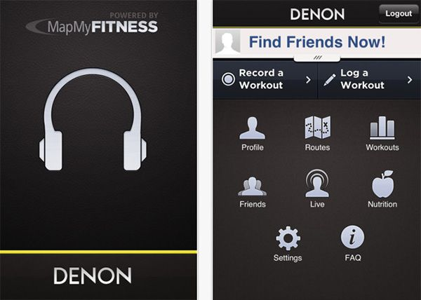 App Denon Sport