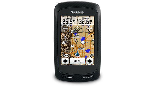 O Edge 800 é um GPS para bicicletas