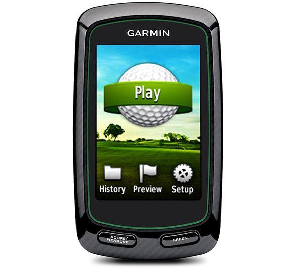 O Approach G6 é o modelo mais avançado eda série de GPS de mão criados para jogar golfe