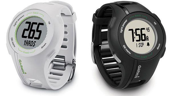 O Garmin Approach S1 é umrelógio para golfe com GPS