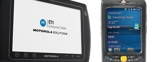 Motorola MC67 e ET1 Tablet