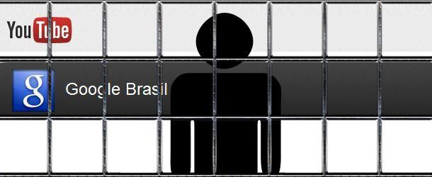 Detenção do presidente da Google Brasil decretada por juiz brasileiro