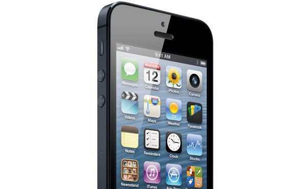 iPhone 5 com tela Retina de 4 polegadas