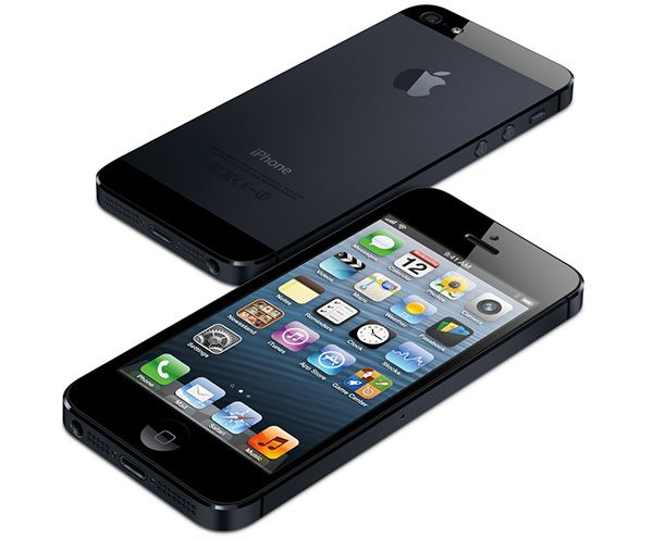 iPhone 5: o mais fino, o mais leve e o mais poderoso iPhone de sempre