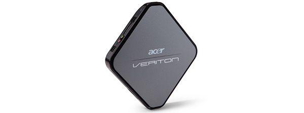 Acer Veriton N: um PC ultracompacto e com formato em forma de jóia