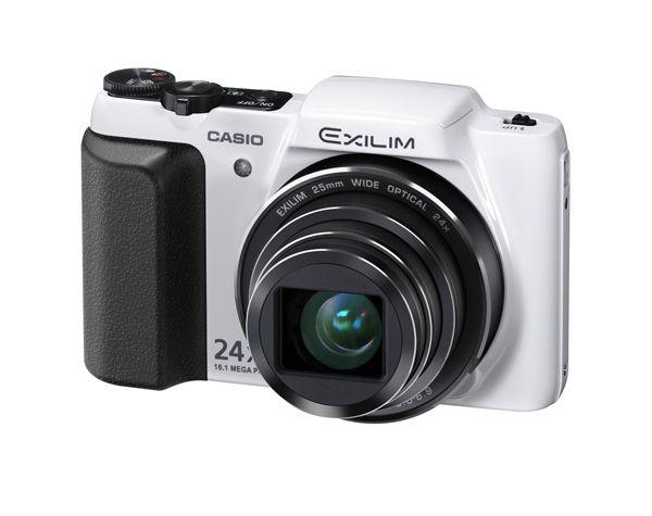 Casio Exilim EX-H50 - Zoom-24x e 16,1 megapixéis