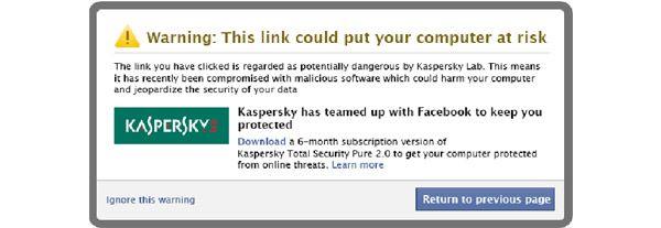 Aviso de segurança: este link pode colocar o seu computador em risco