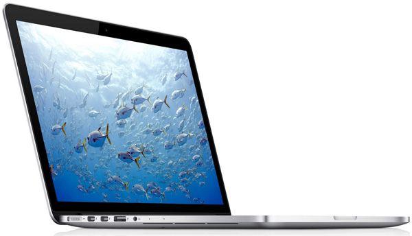 MacBook Pro com ecrã Retina de 13 polegadas