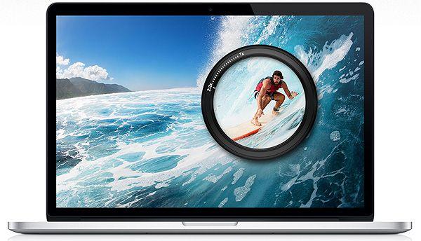 MacBook Pro de 13 polegadas com ecrã Retina