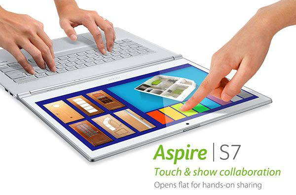 Ultrabook Acer Aspire S7 Series
