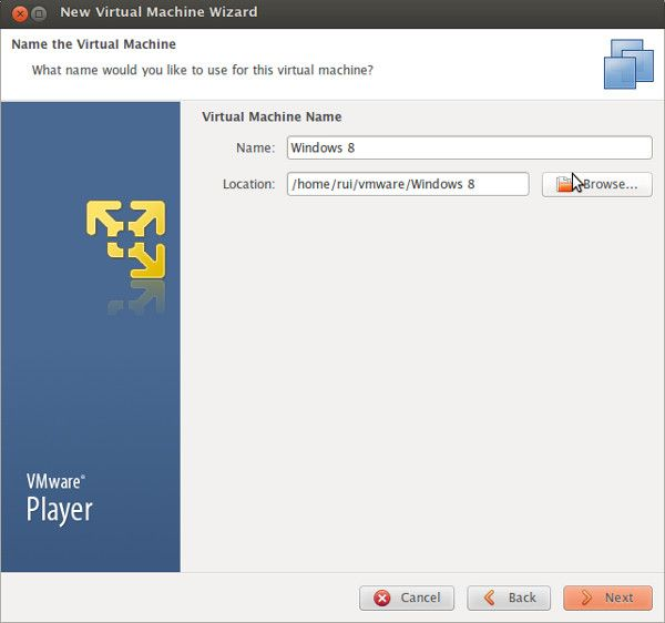 img windows8 vmware 05 pictures, tutorial, vmware, Windows8