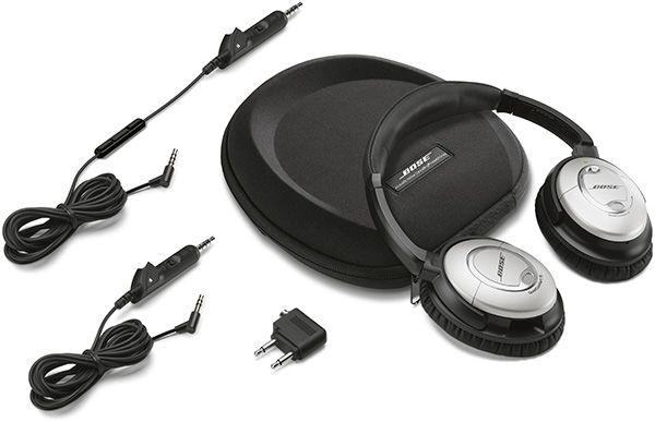 Bose Quiet Comfort - kit-completo