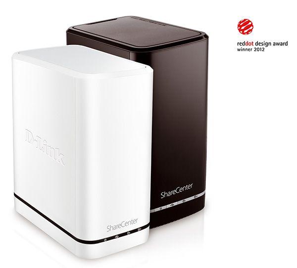 D-Link-DNS-320L- Vencedor-do-prémio-'RedDotDesign2012'