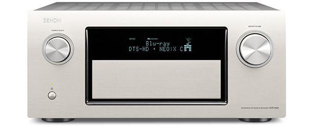 Denon-AVR-4520-Silver Premium